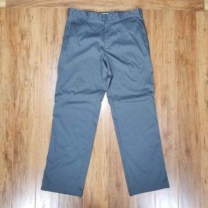 Nike Golf Dri Fit Gray Pants Men's 34x32